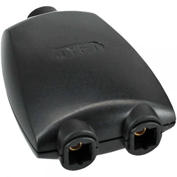 InLine® OPTO Audio Y-Adapter, Toslink 1x Buchse auf 2x Buchse