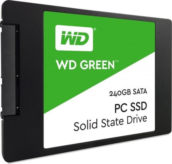 SSD WD Green 240 GB Sata3 2,5 Zoll WDS240G1G0A