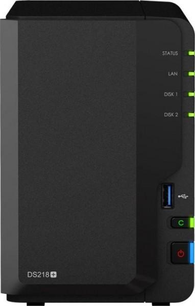 Synology DiskStation DS218+, 2GB RAM, 1x Gb LAN