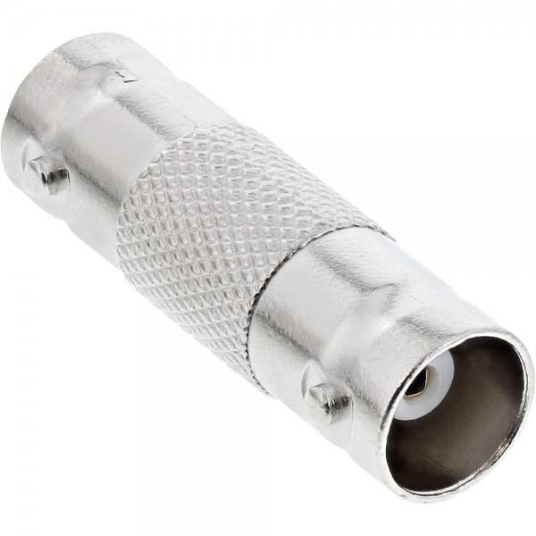 InLine® BNC Kupplung Adapter Buchse / Buchse