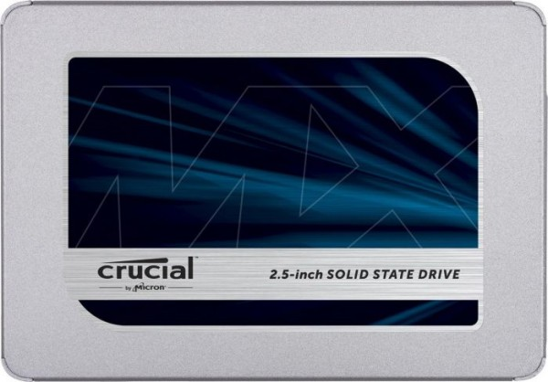 Crucial MX500 500GB, SATA (CT500MX500SSD1)