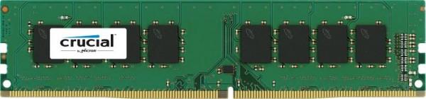 Crucial DIMM 16GB, DDR4-2133, CL15 (CT16G4DFD8213)