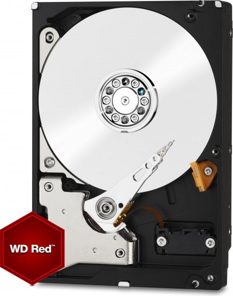 HDD WD Red WD30EFRX 3TB/8,9/600 Sata III 64MB